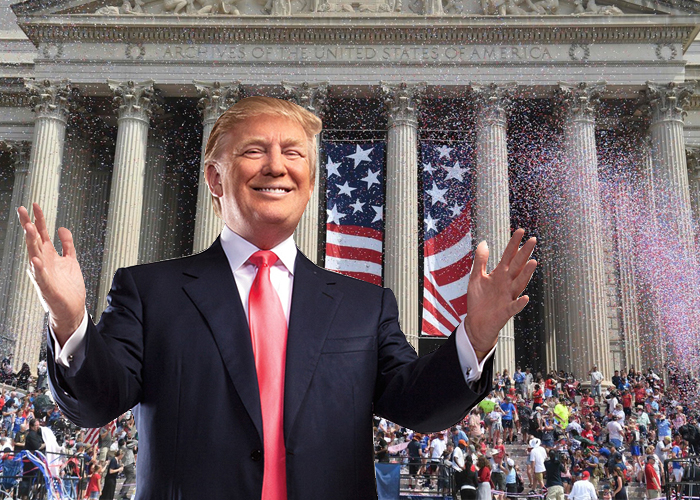 De Donald Trump y otros gobernantes improbables