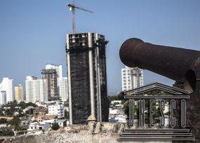 Ultimátum de la Unesco para demoler el edificio Aquarela