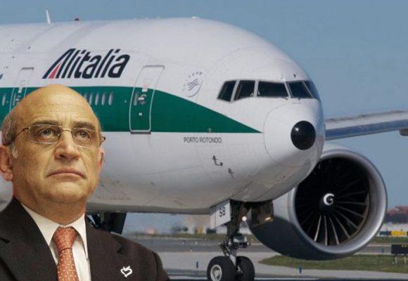 Alitalia: la siguiente movida de Efromovich