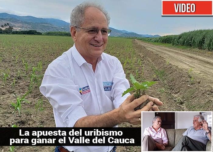 Francisco Lourido dejó la zona de confort para lanzarse a la Gobernación del Valle