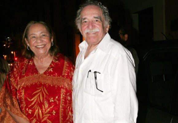 El regreso de Mercedes, la viuda de Gabo, a Cartagena