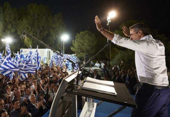 Grecia vota el regreso a la derecha y la tradición