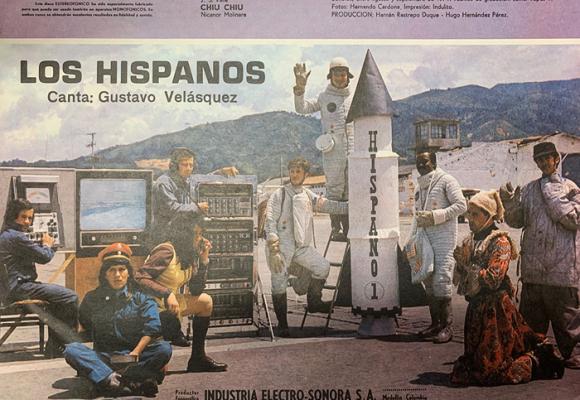 Cuando Los Hispanos, Lisandro Meza y Los Tolimenses se iban a ir pa' la luna