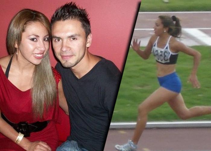 La atleta colombiana a la que su novio acuchilló y luego lanzó desde un octavo piso