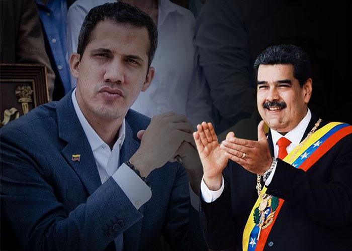 La desinflada de Guaidó