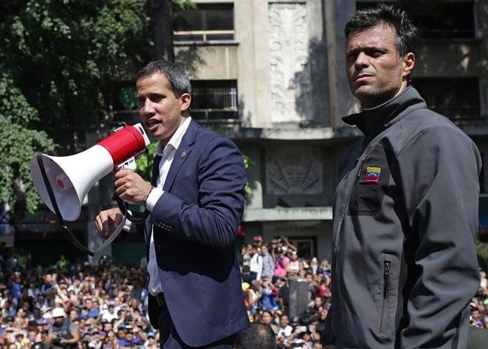 ¿Por qué fracasó el levantamiento de Guaidó contra Nicolás Maduro?