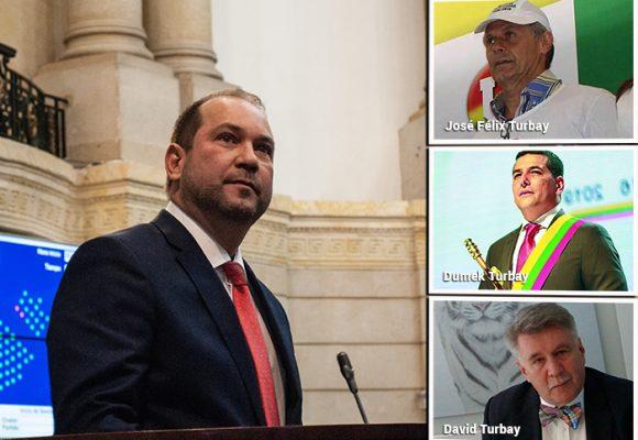 Con Lidio García Turbay a la cabeza del Senado, resucita el Clan Turbay de Bolívar