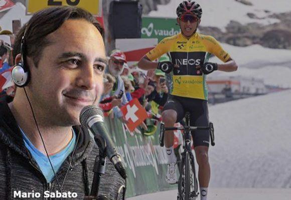 Mario Sábato, el argentino que nos hizo llorar con el triunfo de Egan Bernal