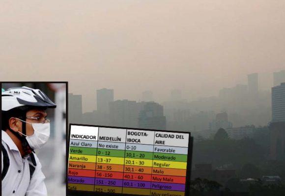 Las armas de Medellín para no dejarse asfixiar por la contaminación