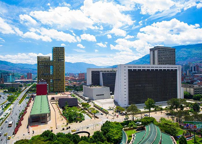 Medellín recibe alcaldes de todo el planeta