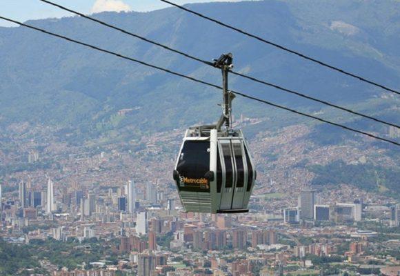 Metrocable une a los barrios que separan los combos en Medellín