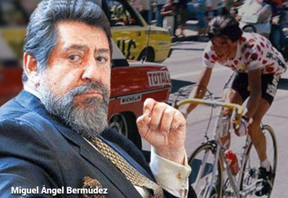 El triste final de Miguel Bermúdez, el boyacense que llevó el ciclismo colombiano a Europa