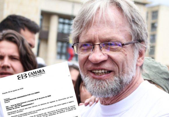 El documento perdido que salvaría la curul de Mockus