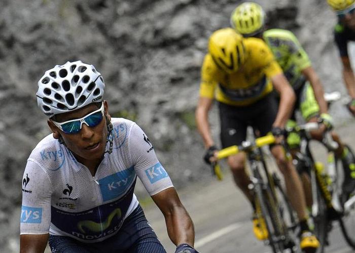 El día en el que Nairo estuvo a punto de ganar el Tour de Francia