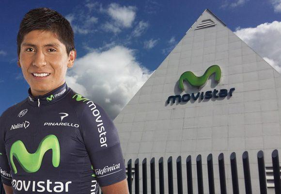 En apoyo a Nairo Quintana cancelaré mi cuenta con Movistar