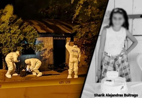 La mataron y la tiraron a la basura: la tragedia de Sharik Buitrago