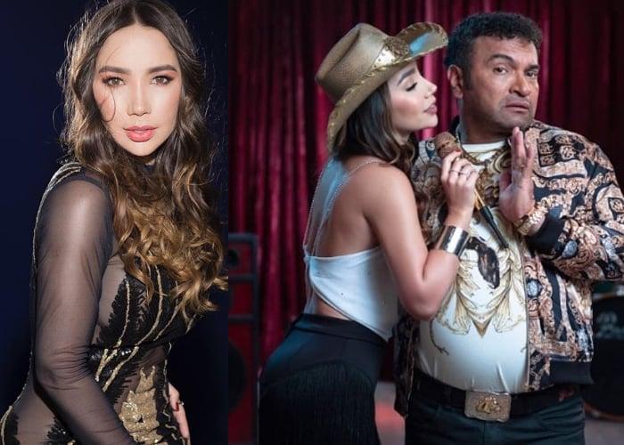 Paola Jara ahora se estrena como actriz en Un Bandido Honrado