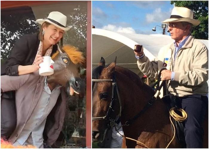 La rabia de Uribe con su candidata a la Alcaldía de Bogotá por imitarlo