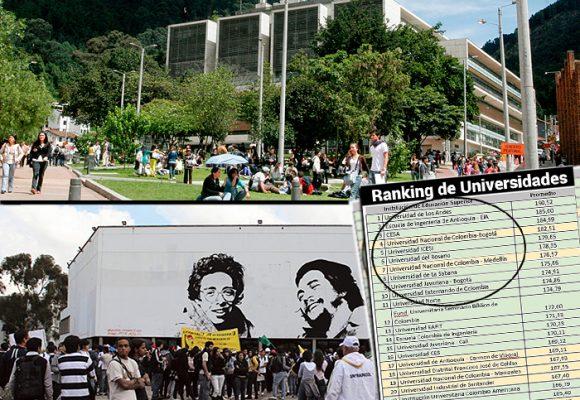 Solamente la Universidad Nacional alcanzó el Top 10 de las Pruebas Saber Pro