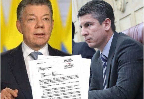 El representante uribista que se quiere quitar Santos de encima por caso Odebrecht