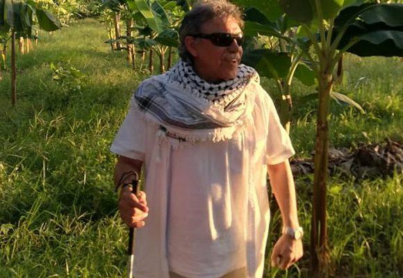 Entrevista desde la clandestinidad a Santrich