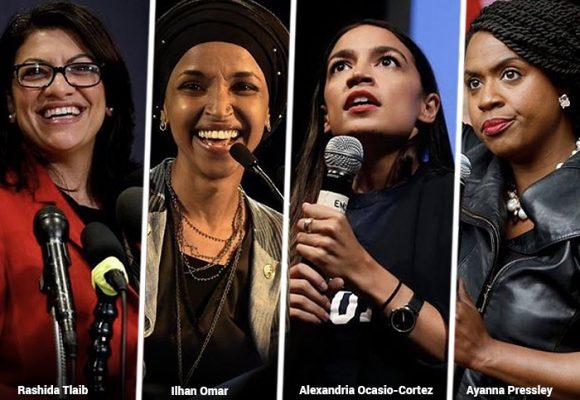 Las cuatro congresistas demócratas que tienen a Trump descontrolado