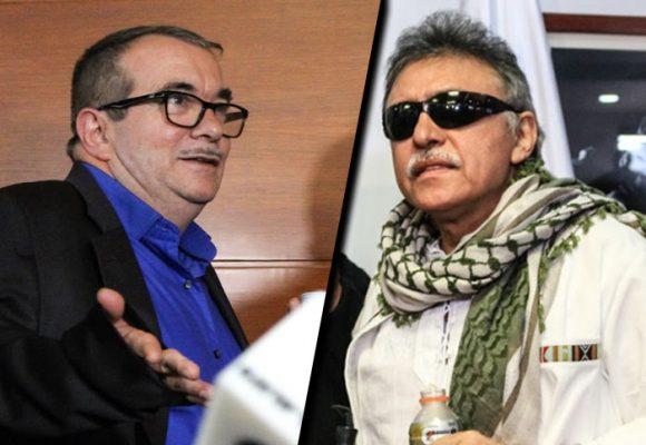 En cumbre de Tocaima, partido FARC decidirá la expulsión de Santrich