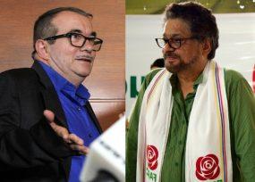 Partido Farc encartado con Iván Márquez, Santrich y demás ex comandantes