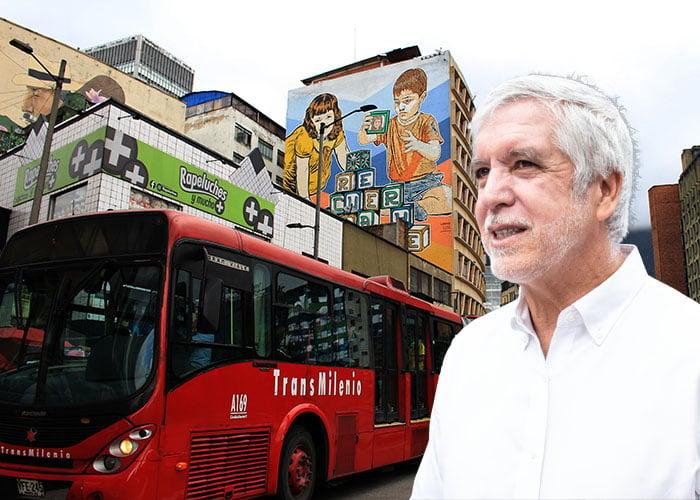 TransMilenio ya no es la solución