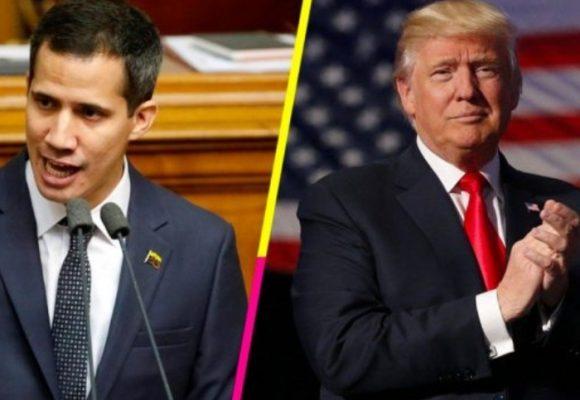 Los US $42 millones que Trump le quitó a Honduras y Nicaragua para dárselos a Guaidó