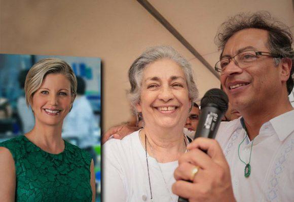 Doña Tulia Barreto, la mamá contestataria de Claudia Gurisatti