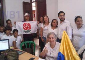Mamá de Claudia Gurisatti, la candidata de Petro y partido Farc