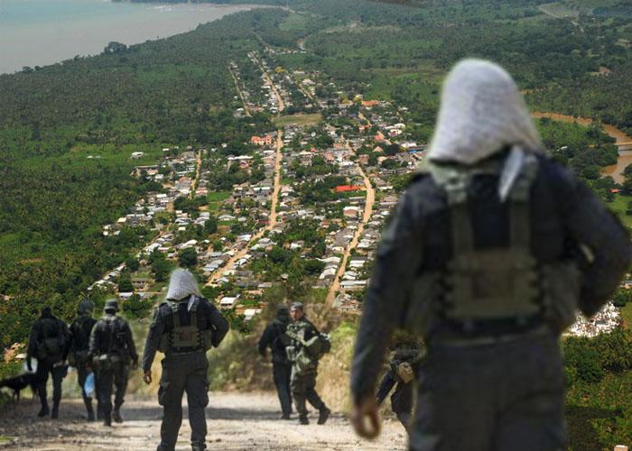 Macabra connivencia entre fuerza pública y mercenarios, un fenómeno que debe acabar