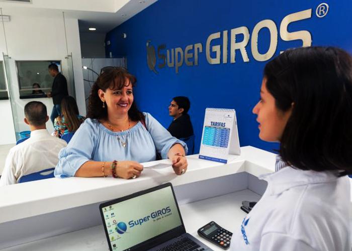 Nuevo servicio ofertado por SuperGIROS