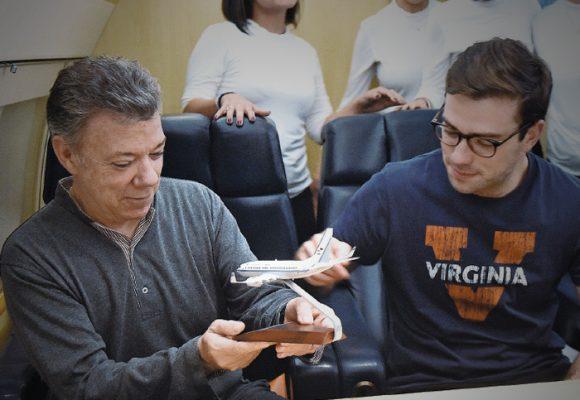 Juan Manuel Santos y sus millonarios viajes al exterior