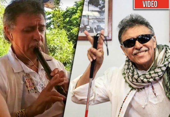 Músico, pintor y poeta: el otro lado de Santrich