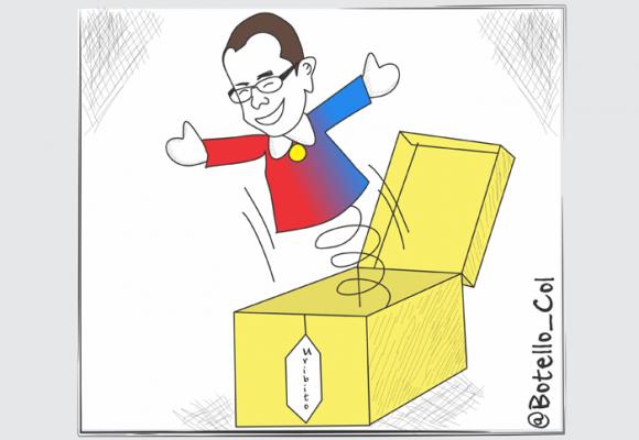 Caricatura: Uribito 2.0