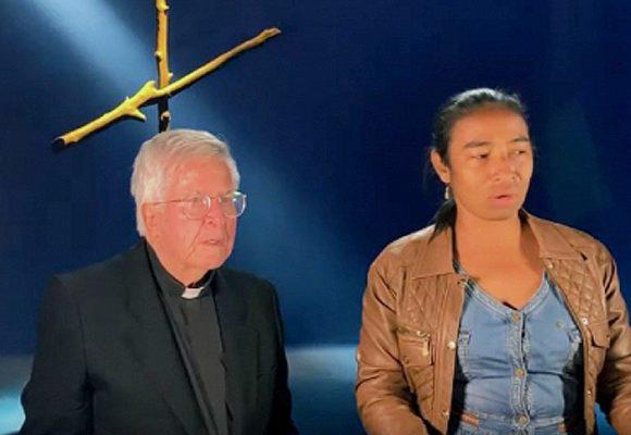 Amparo Toloza, la líder que reemplazó al padre Jaramillo en el Minuto de Dios