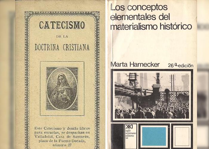 Sobre Gaspar Astete y Marta Harnecker