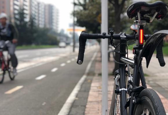 La desgracia de ser ciclista en Bogotá