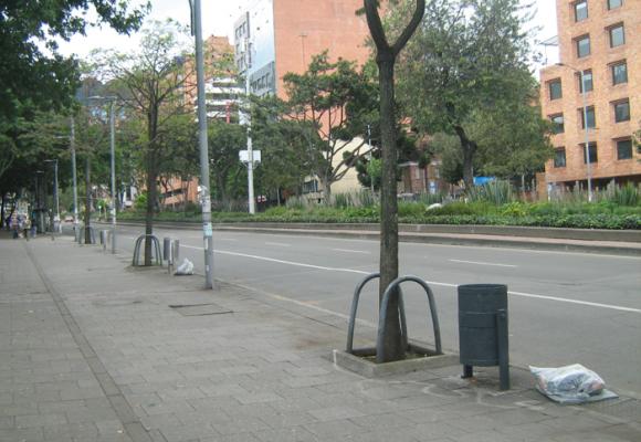 La UAESP fomenta el despilfarro de bolsas en Bogotá