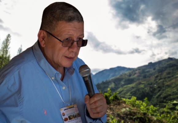 Colombia puede ser ejemplo en sustitución de cultivos: Pablo Catatumbo