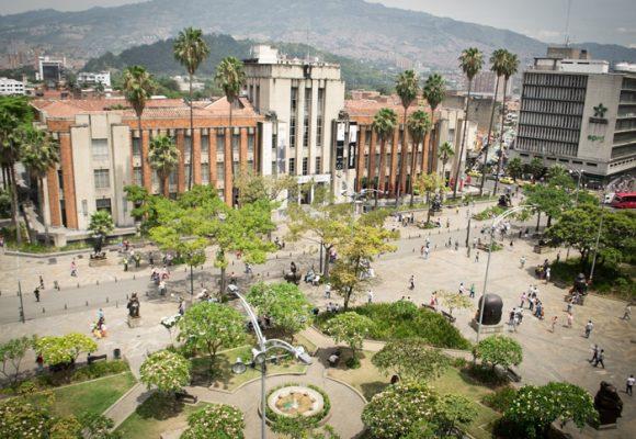 Centro de Medellín: pensado para los peatones y para la cultura