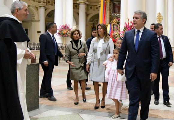 El centenario de la coronación de la Virgen de Chiquinquirá en una Colombia laica