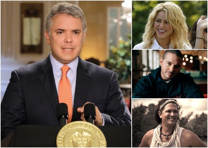 La cobardía de Shakira, J Balvin y Carlos Vives