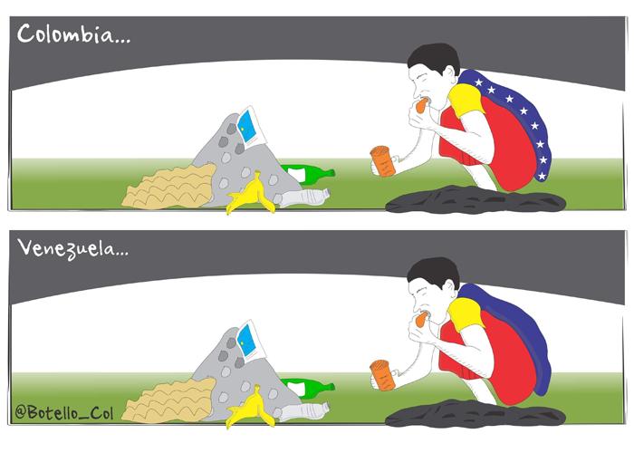 Caricatura: Denominador común