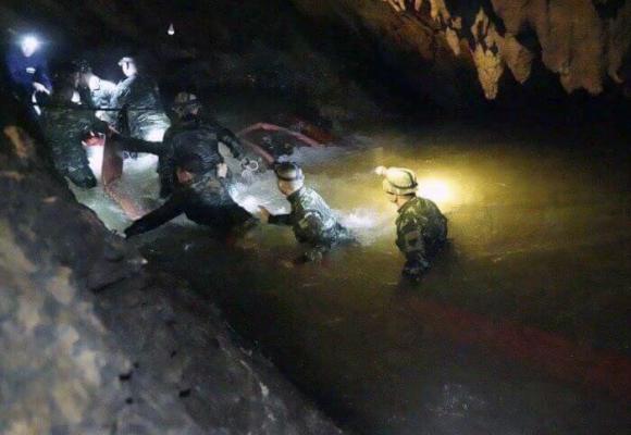 Lo que realmente ocurrió en el rescate de las cuevas de Tailandia