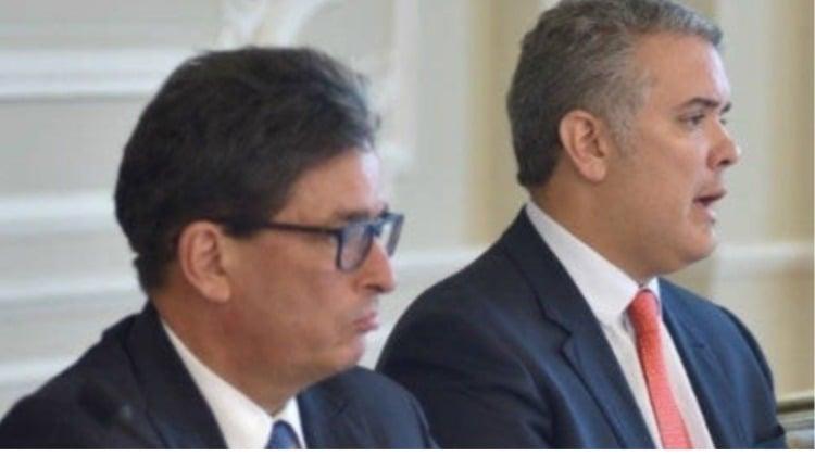 Colombia en liquidación