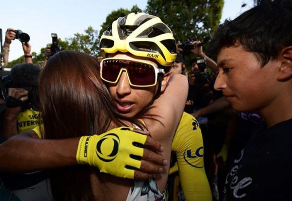 ¡El de Egan, el triunfo más grande del deporte colombiano!