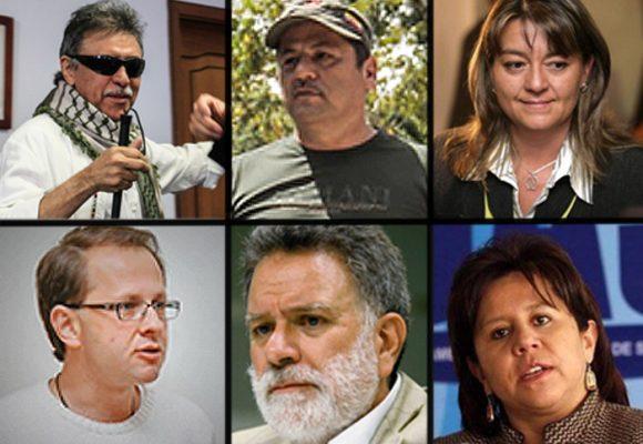 Los guerrilleros y funcionarios que se le han volado a la justicia colombiana